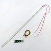Комплект:модуль подсветки LED TV 488мм(22') 81 светодиод, 2шт +драйвер