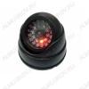 Муляж видеокамеры OT-VNP13_(AB-BX-18Y); купольный, черный,