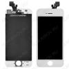 Дисплей для Apple iPhone 5 модуль белый дисплей, стекло, тачскрин