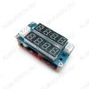 Радиоконструктор Преобразователь DC/DC в 0,8...29В(5А) из 8...30В (PW841) Понижающий. Частота преобразования 300 кГц; Настраиваемая защита по току.
