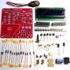 Радиоконструктор Тестер электронных компонентов NM8014 (DIY-лаборатория, включая ESR конденсаторов) Набор компонентов для сборки многофункционального, автоматического тестера электронных компонентов, включая измерение ESR электролитических конденсато