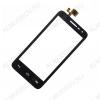 ТачСкрин для Alcatel OT-5038D/5038X черный