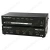 HDMI-Разветвитель 1/4 (5-872-4) 1 HDMI-вход, 4 HDMI-выхода, световая индикация источника и приёмников, HDMI 1.4a (3D), HDCP 1.2, 1080p