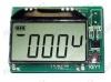 Радиоконструктор Монитор сетевого напряжения SVL0005 Модуль замеряет и отображает макс., мин. и текущее напряжение сети, в текущем цикле после последнего сброса а также номер текущего цикла