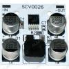 Радиоконструктор Преобразователь DC/DC в 1,2...37В(2А) из 4...40В (SCV0026-ADJ-2A) Понижающий. Тепловая защита, и ограничение по выходному току