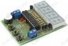 Радиоконструктор Таймер-счётчик цифровой RA285 Цифровой таймер-счётчик, работающий в режимах таймера, счётчика и ручного счётчика, имеющий звуковой сигнализатор таймера и вывод для внешнего реле.