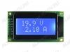 Радиоконструктор Вольтметр+амперметр цифровой SVAL0013NW-100V-I10A (0...+99,9В/-9,99A...+9,99А) (Рас Диапазон измеряемых напряжений 0...+99.9В,токов -9,99A..+9,99А.Напряжение питания (фильтрованное) +6В..35В,Габаритные размеры 58*32*24мм.