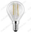 Лампа светодиодная 220В/  4Вт/ E14/ 3000К (теплый белый) (L304)/ 375Lm (LED4-G45-FL/830/E14);