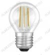 Лампа светодиодная 220В/  4,0Вт/ E27/ 3000К (теплый белый) (L305)/ 375Lm  (LED4-G45-FL/830/E27);