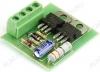 Радиоконструктор Устройство плавного включения ламп накаливания RL134M (Распродажа) Номинальное напряжение питания: 100...280 В;    Коммутируемая мощность: 25...100 ВТ; Задержка включения: 0,1...0,3 с.