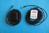 Антенна GPS/GLONASS ESG-GPSGLNS-01 автомобильная 1575-1602MHz; 32dB; магнитная; кабель 5м; разъем SMA-штекер