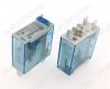 Реле 46.61.9.024.0040 (466190240040)   Тип 10.2 24VDC 1C(SPDT) 16A 29*12.4*32.8mm; блокируемая кнопка проверки + механический индикатор