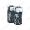 Аккумулятор 16340 (3,0V; 550mAh) LiIo; 16.5*33.7мм с защитой от чрезмерного заряда/разряда                                     (цена за 1 аккумулятор