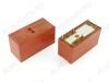 Реле RTE24048 (1-1393243-1)   Тип 10 48VDC 2C(DPDT) 8A 29*12.7*15.7mm