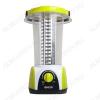 Фонарь кемпинг AccuF5-L84-gn аккумуляторный 84 LED; встроенный аккумулятор 4V 1.6Ah; питание от 220В; световой поток 450Лм; время работы до 20ч