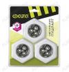 Фонарь интерьерный TF2-3xL3-H-wh светодиодный (белый) 3LED; питание 3xR03; в комплекте 3 фонаря