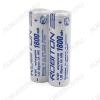 Аккумулятор HR6/AA 1800mAh с плоским положительным контактом 1.2V;NiMh; шринк 2/50/600                                                                                                   (цена за 1 аккумулятор)
