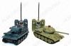 Танковый бой T34 и Tiger на р/уАртикул: 508-555