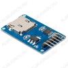 Модуль Micro SD Card Модуль для подключения Micro SD карты. Питание возможно как и с 5В, так и с 3.3В, за счет регулятора напряжения.