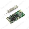 Модуль Радио HC-11 Частота: 434 мГц; Рабочее напряжение: 3.3В - 5В; Рабочее расстояние: до 200м
