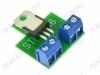 Радиоконструктор Ключ оптосимисторный 1А STK0046-1A (коммутация до 600В 1А, без радиатора) Коммутируемое переменное напряжение до 600 В, ток до 1 А. Напряжение изоляции 5 КВ. Ключ открыт при напряжении на входе 3,3..5,0 В, закрыт 0..1 В.