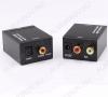 Аудиоконвертер (5-986) AUDIO L/R TO COAXIAL+SPDIF Вход 2xRCA Audio L/R; выход RCA Coaxial, SPDIF; питание 5VDC