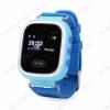 GPS часы детские GP-02 (OT-SMG15) синие
