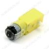 Мотор с редуктором, TT-motor (3-12V),  для создания подвижных платформ (роботов, радиоуправляемых мо Напряжение питания:: 3-12В/Передаточное число - 1:48/Потребляемый ток- 70мА/Максимальный ток (при 3В) - 250мА