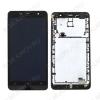 Дисплей для Asus Zenfone 6 (A600CG) + тачскрин черный