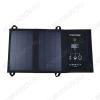 Солнечное зарядное устройство 7Вт Выход USB: 5,5В/1А;в развернутом виде 440х230х15 мм., в свернутом виде 230х150х22 мм.;0,35кг.