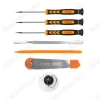 Набор инструмента JM-I82 7в1 набор отверток и инструмента для вскрытия телефонов, планшетов