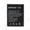 АКБ для Explay Solo A351