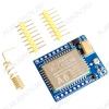 Модуль GSM/GPRS модуль A6 mini, Поддержка стандартных GSM 07.07,07.05 AT-команд Напряжение питания (через USB): 5В; Рабочее напряжение: 3.3 - 4.6В; Протоколы : PPP, TCP, UDP, FTP, HTTP, MUX; Поддержка PBCCH