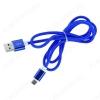 Шнур USB A шт/MICRO USB B 5pin шт 1.0м (KM-21)
