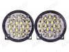 Комплект LED фар (G8044) (2шт) круглые
