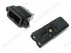 Разъем (3180) RWO-001 комплект разъемов штекер на корпус + гнездо на кабель