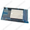 Плата расширения Mega Proto Shield, для Arduino Mega в комплект входит breadboard на 170 точек.
