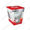 Лампа светодиодная 220В/  3Вт/ GU10/ 3000К (теплый белый) (L388)/ 230Lm (Eco_LED3wGU10C30_fr);