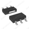 Транзистор BDP953H6327 Si-N;SMD,NF-Tr/E,Io-sat;100V,3A,100MHz