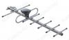 Антенна наружная SPRINT-7 пассивная ДМВ/DVB-T2; 11dB; без кабеля; F-разъем