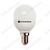 Лампа светодиодная 220В/  9Вт/ E14/ 4500К (дневной белый) (L425)/ 850lm (Eco_LED9wGL45E1445);