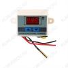 Термостат-выключатель XH-W3001-220V -50...+110° 10A 250V электронный; температура -50°C...+110°C; шаг 0,1°; напряжение питания 220VAC; коммутация до 250V 10A 1500W; провод датчика 1м