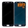 Дисплей для Samsung J530F Galaxy J5 (2017) + тачскрин черный, копия (яркость регулируется)