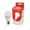 Лампа светодиодная 220В/ 25,0Вт/ E27/ 3000К (теплый белый) (L396)/ 2400lm (EcoL25wA60230vE2730);