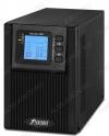 ИБП - UPS Online 1000 Plus, c двойным преобразованием энергии, правильная синусоида 1000BA/800Вт; Внешний блок батарей 24В (12В*2); Время переключения 0мс; Розетки типа Euro - 2шт.; USB, RJ11/RJ45, RS232; Размеры: 293*209*144мм; Вес:
