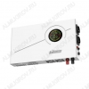 ИБП - Smart 800 INV, стабилизирует напряжение,  линейно-интерактивный, правильная синусоида, без АКБ 800BA/528Вт; Внешние АКБ 12В (18-200Ah); Ток заряда 13А; Время переключения менее 4мс; Розетки: 2шт.; Габариты изделия: 410*268*70мм; Вес: 8.98кг.