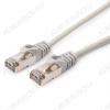 Патч-корд FTP 4 пары кат.5E 1.0м экранированный (PP22-1M) серый