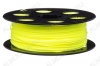 ABS пластик для 3D принтера 1.75мм. Флуоресцентный (6055) светится в УФ,  цвет-салатовый.