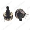 Потенциометр 1K №21 для сварочного аппарата металлический/пластиковый вал 20 мм, D=28мм