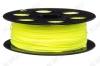 ABS пластик для 3D печати 1.75мм. Флуоресцентный (м) (6055) светится в УФ,  цвет-салатовый.
